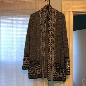 Lucky Heavy Winter Cardigan Size M